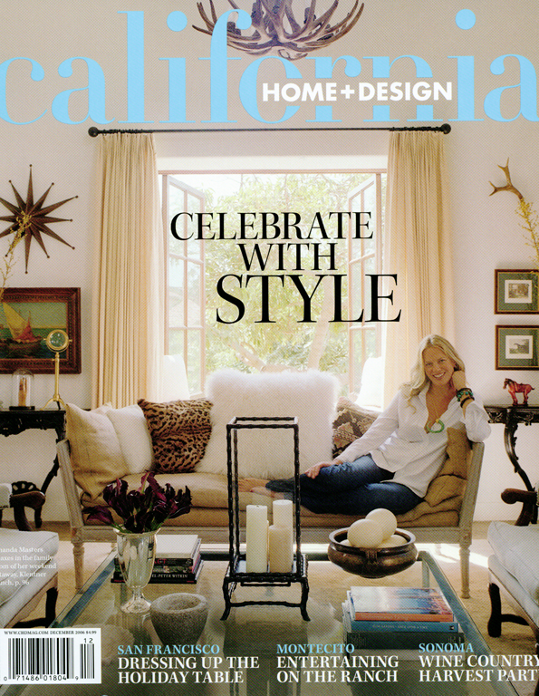 California home and design magazine fox lin inc for California home and design magazine
